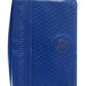 Versace Leather Clutch